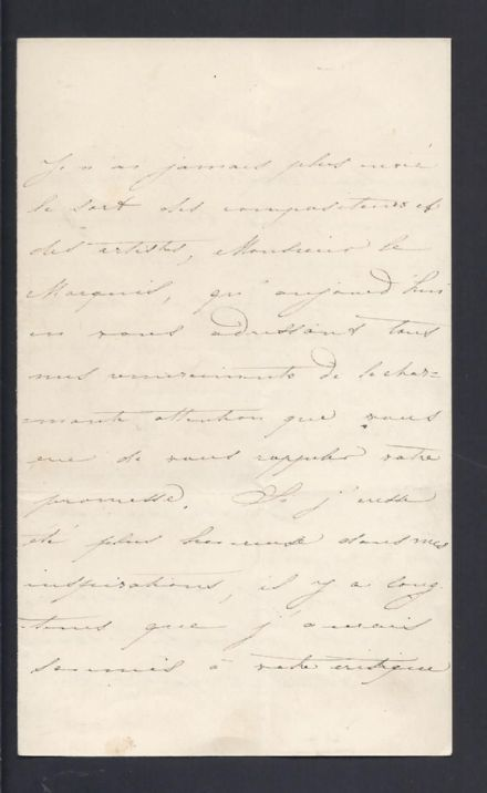 Grand Duchess Catherine Romanov of Imperial Russia Antique Signed Letter 1851